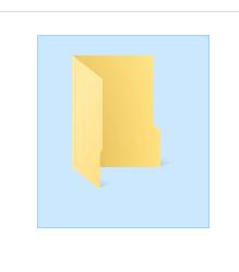 folder tanpa nama di windows 7